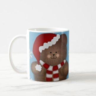 Christmas Teddybear Mug