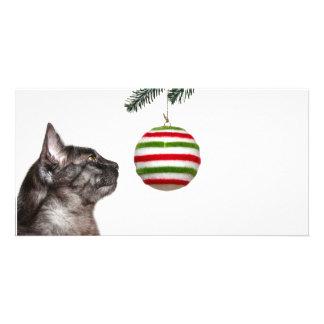 Christmas temptation card