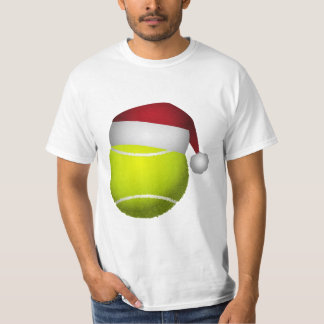 Christmas Tennis Ball T-Shirt