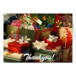 Christmas Thankyou Card