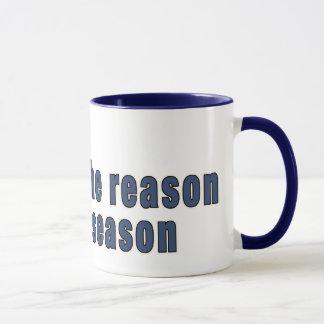 Christmas Theme Jesus Star Coffee Cup Mug