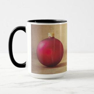 Christmas theme  with Fruits Mug