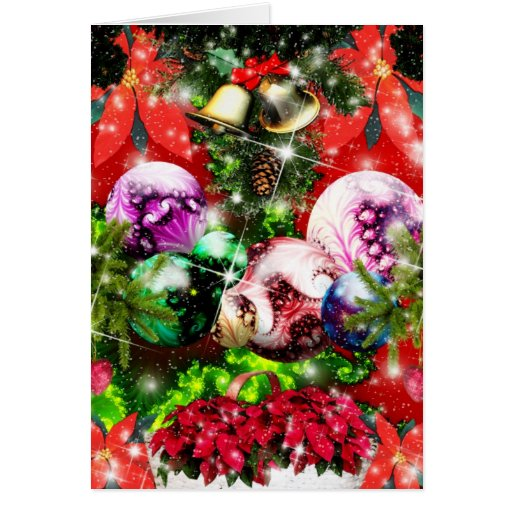 Christmas Themed Card