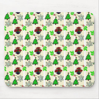 Christmas Themed Mouse Pads