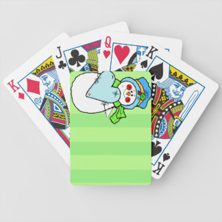 Christmas Themed Playing Cards