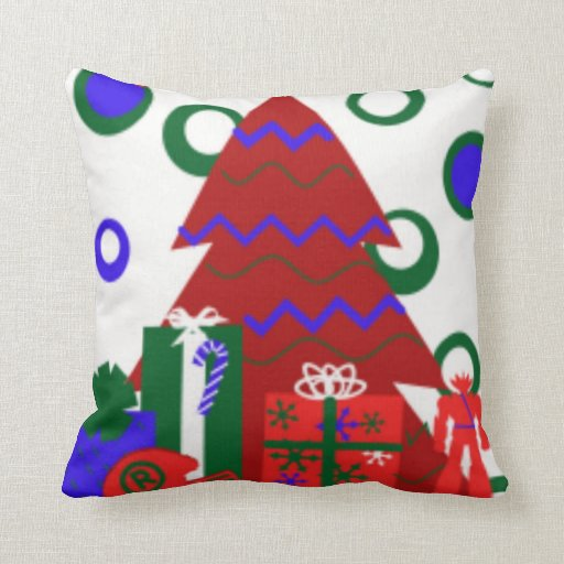 CHRISTMAS THEMED THROW PILLOW - GIFTS - SPECIALS