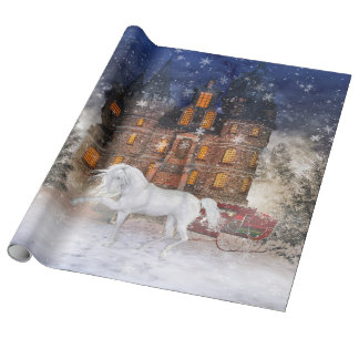 Christmas Time 4 Wrapping Paper