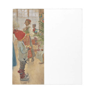 Christmas Time Again NEW Note Pad
