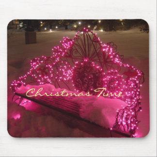 Christmas Time Mouse Pad
