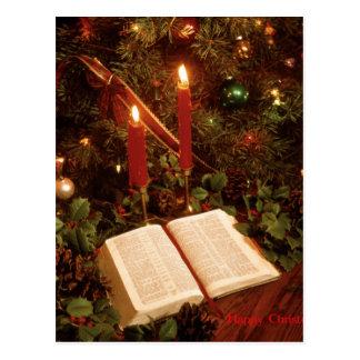 Christmas Time Postcard