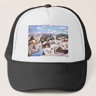 Christmas Time Trucker Hat