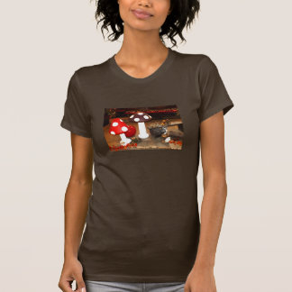 Christmas Toadstools T-Shirt