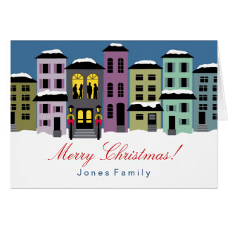 Christmas Town ~ Greeting / Note Cards