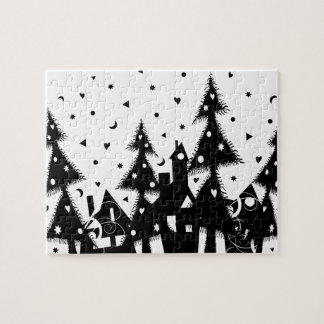 Christmas Town Jigsaw Puzzle