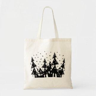 Christmas Town Tote Bag