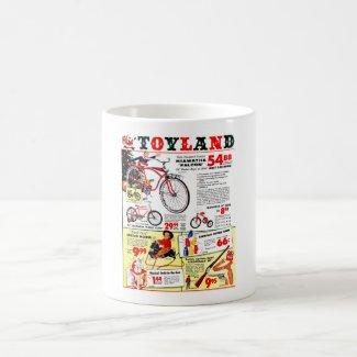 Christmas Toyland Mug