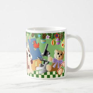 Christmas Toys Coffee Mug