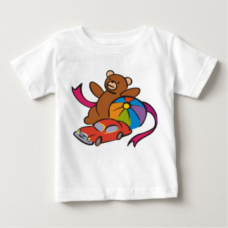 Christmas toys - Infant T-Shirt