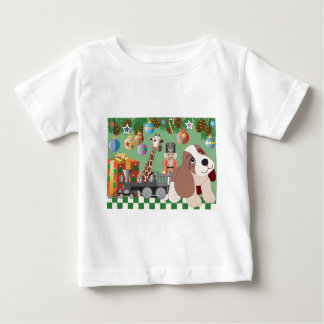 Christmas Toys kids apparel Baby T-Shirt
