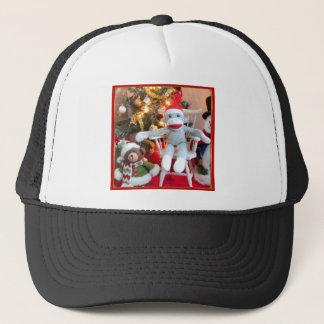 Christmas Toys Trucker Hat