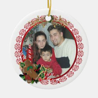 Christmas Treats Ornament gingerbread man