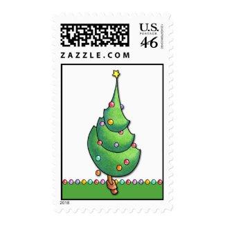 Christmas Tree2 Stamp stamp