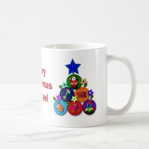 Christmas Tree 041209 Coffee Mug