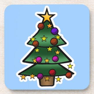 Christmas Tree 1 Coaster