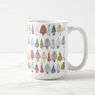Christmas Tree 2016 Design Coffee Mug