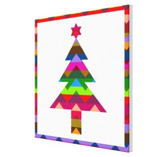 Christmas Tree #2 Canvas Print