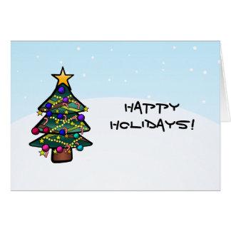 Christmas Tree 2 Card