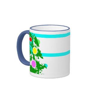 christmas tree #2 mugs