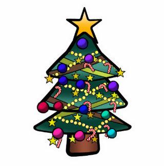 Christmas Tree 2 Statuette