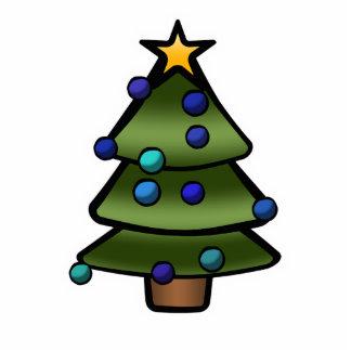 Christmas Tree 3 Statuette
