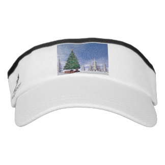 Christmas tree - 3D render Visor