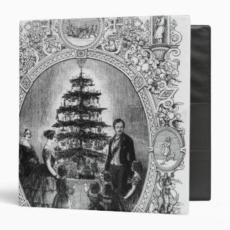 Christmas Tree at Windsor Castle, 1848 Binder