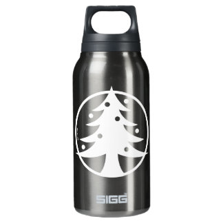 Christmas Tree Avatar Insulated Water Bottle