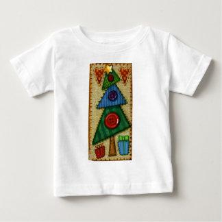 christmas Tree Baby T-Shirt
