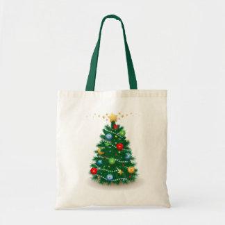 Christmas tree, bag