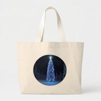 Christmas Tree Canvas Bag
