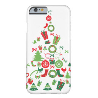 Christmas Tree Barely There iPhone 6 Case