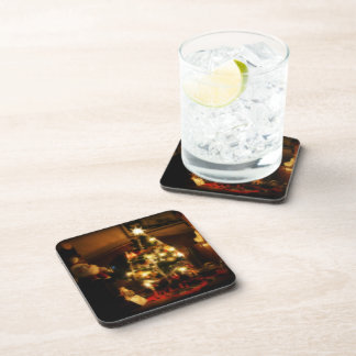 Christmas Tree Beverage Coaster
