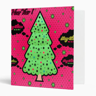 Christmas Tree Binder