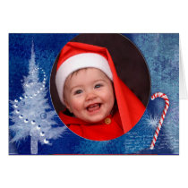 Christmas Tree Candy Cane template - Cards