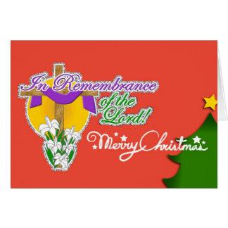 christmas-tree greeting card