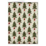 Christmas tree card 2
