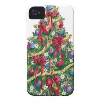 Christmas Tree iPhone 4 Covers