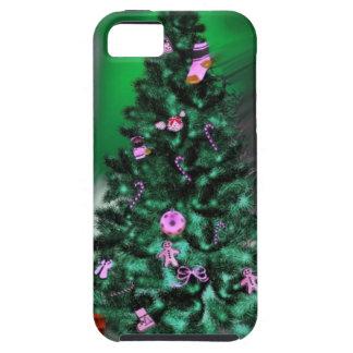 Christmas tree iPhone 5 case