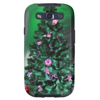 Christmas tree samsung galaxy SIII covers