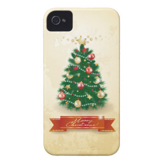 Christmas tree blackberry bold cover